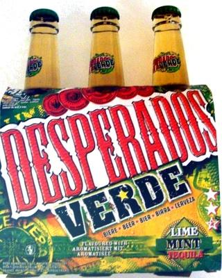 Desperados Verde 3 X 33 Cl