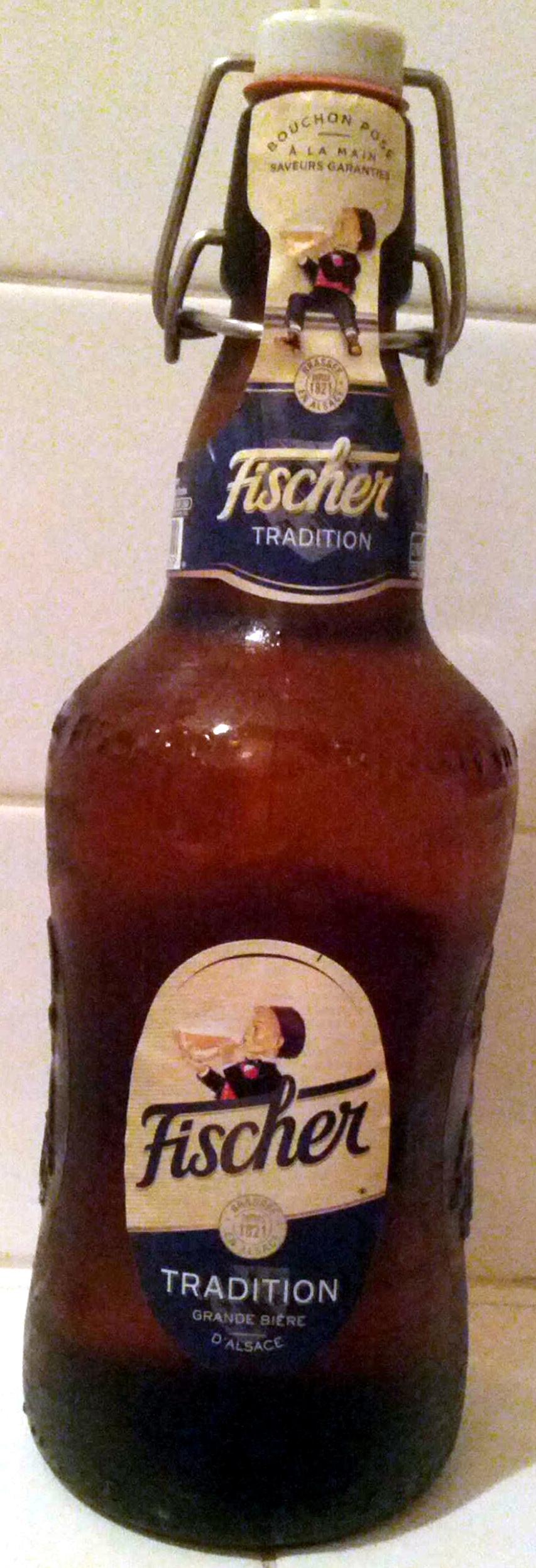 Bière blonde d'Alsace - Produit - fr