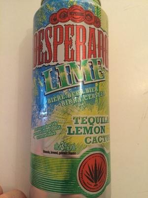 Desperados Lime 500 Ml