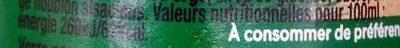 Trois Houblons Alsaciens - Nutrition facts - fr