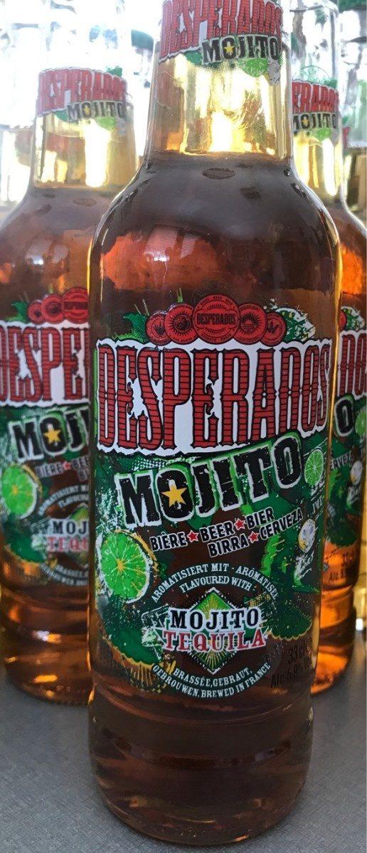 Mojito Beer Desperados 33 Cl