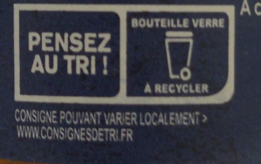 Fischer - Instruction de recyclage et/ou informations d'emballage - fr