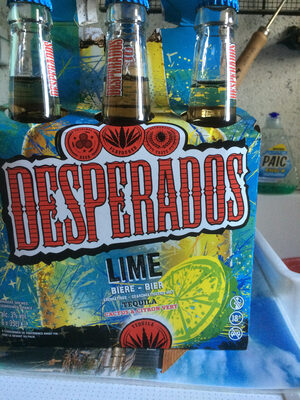 Desperados Lime 33 Ml