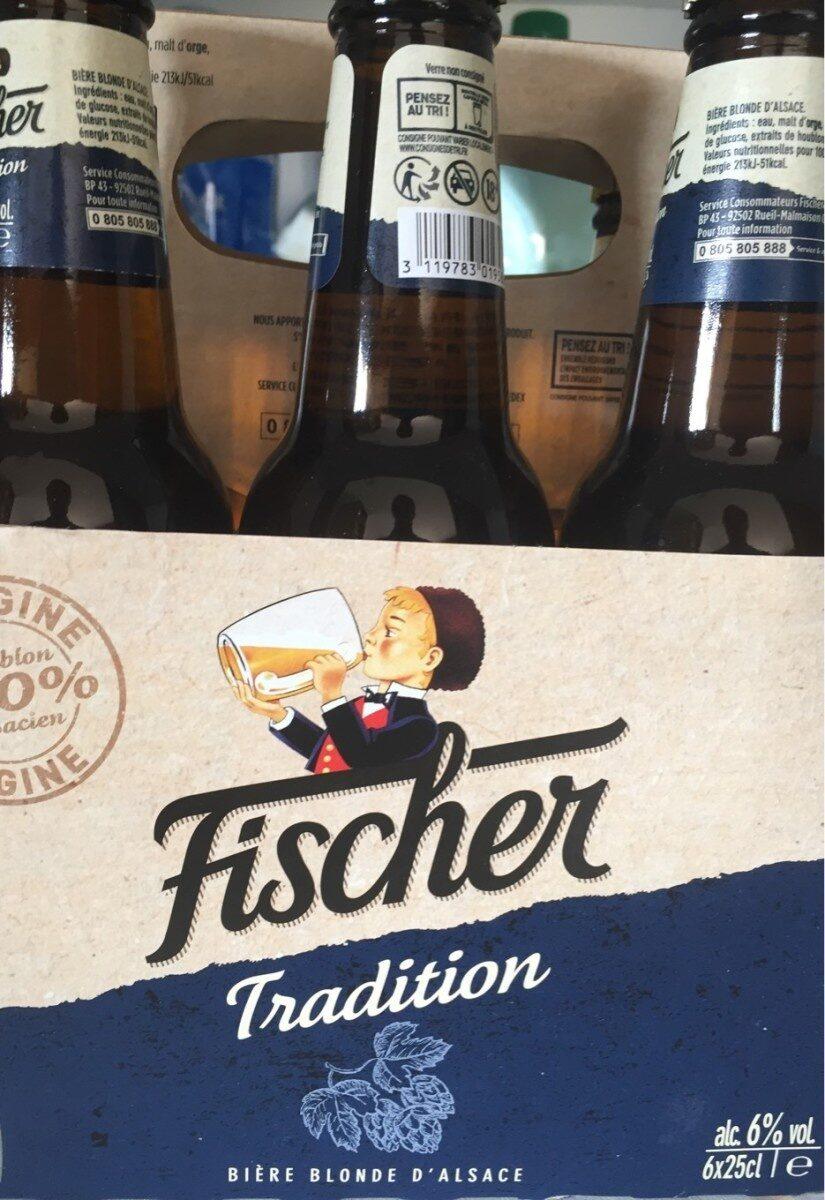 Fischer tradition - Produit - fr