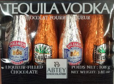 Chocolat fourré liqueur Tequila Vodka - Produit - fr