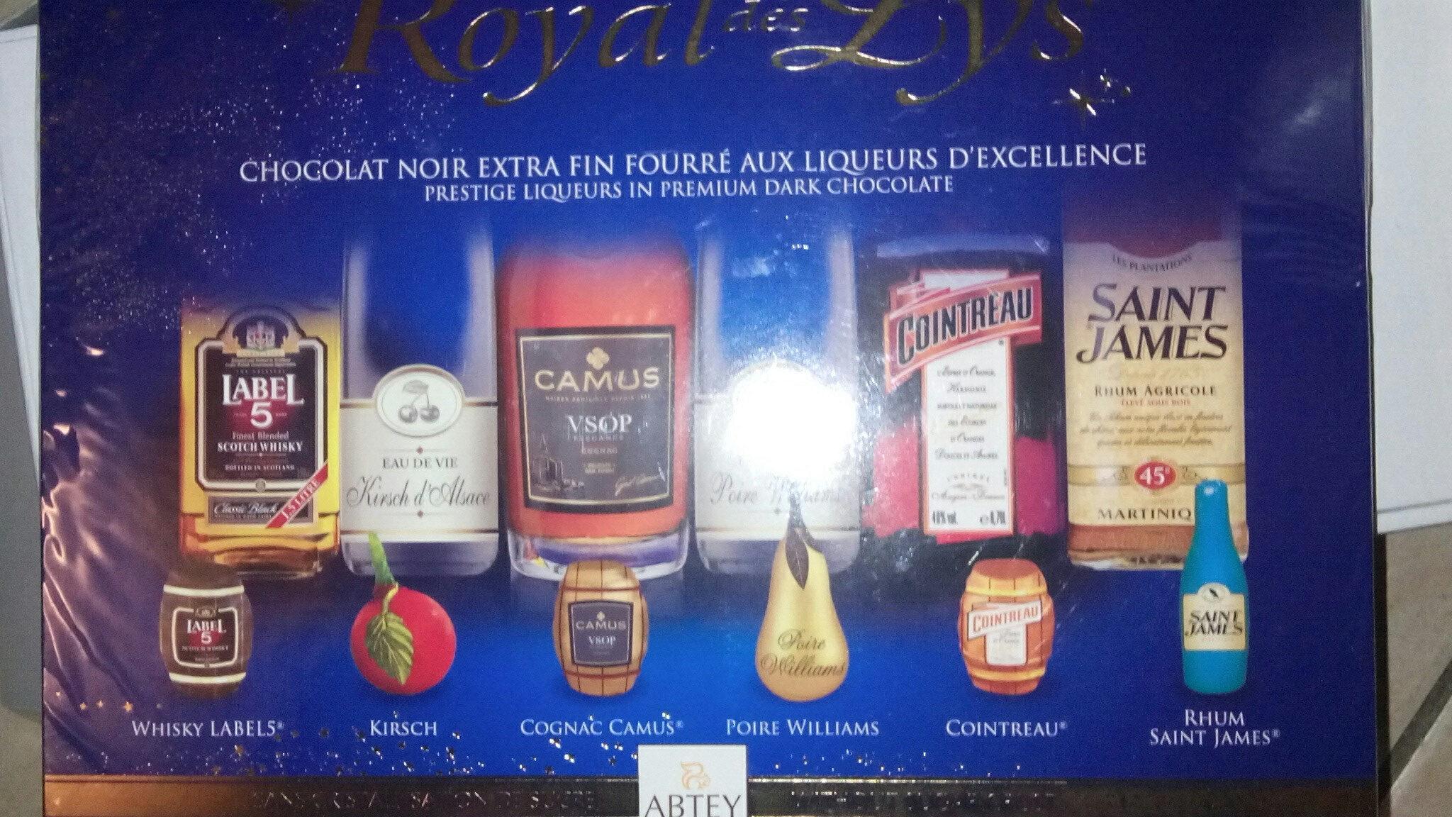 Abtey Bte Royal Lys Liq - Produit