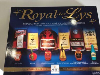 Abtey Bte Royal Lys Liq - Informations nutritionnelles