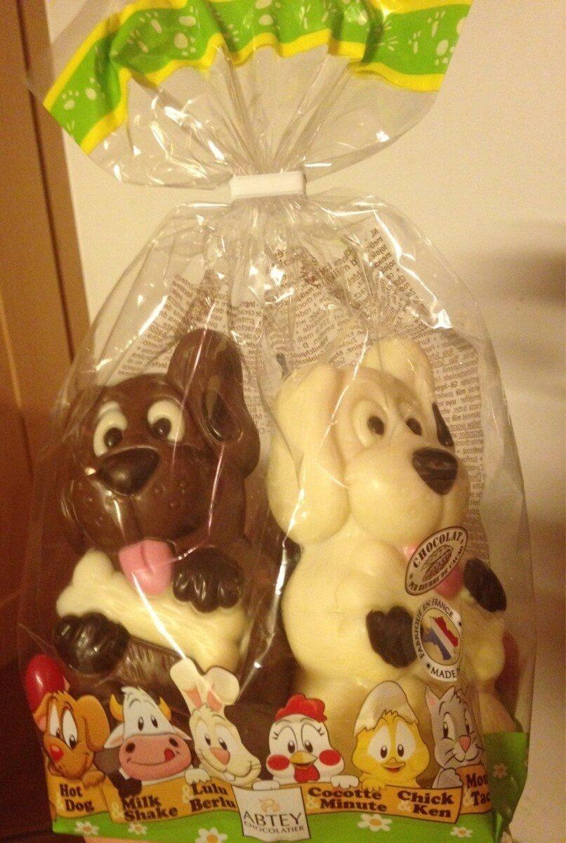 Moulage chiens - Prodotto - fr