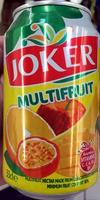Multifruit - Produit - fr