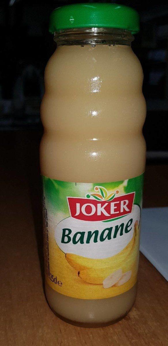 Nectar de Banane - Produit