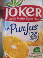 Jus d'orange - Produit - fr