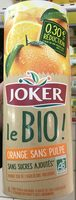 Le Bio ! Orange sans pulpe - Prodotto - fr