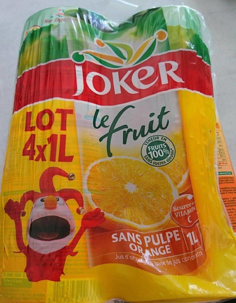 Le fruit - Product