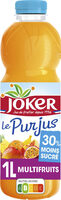 PUR JUS - 30% sucre Multifruits 1L - Prodotto - fr