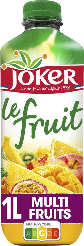 Jus Multifruits - Produit - nl