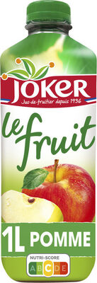 Jus de pomme à base de jus concentré - Produit