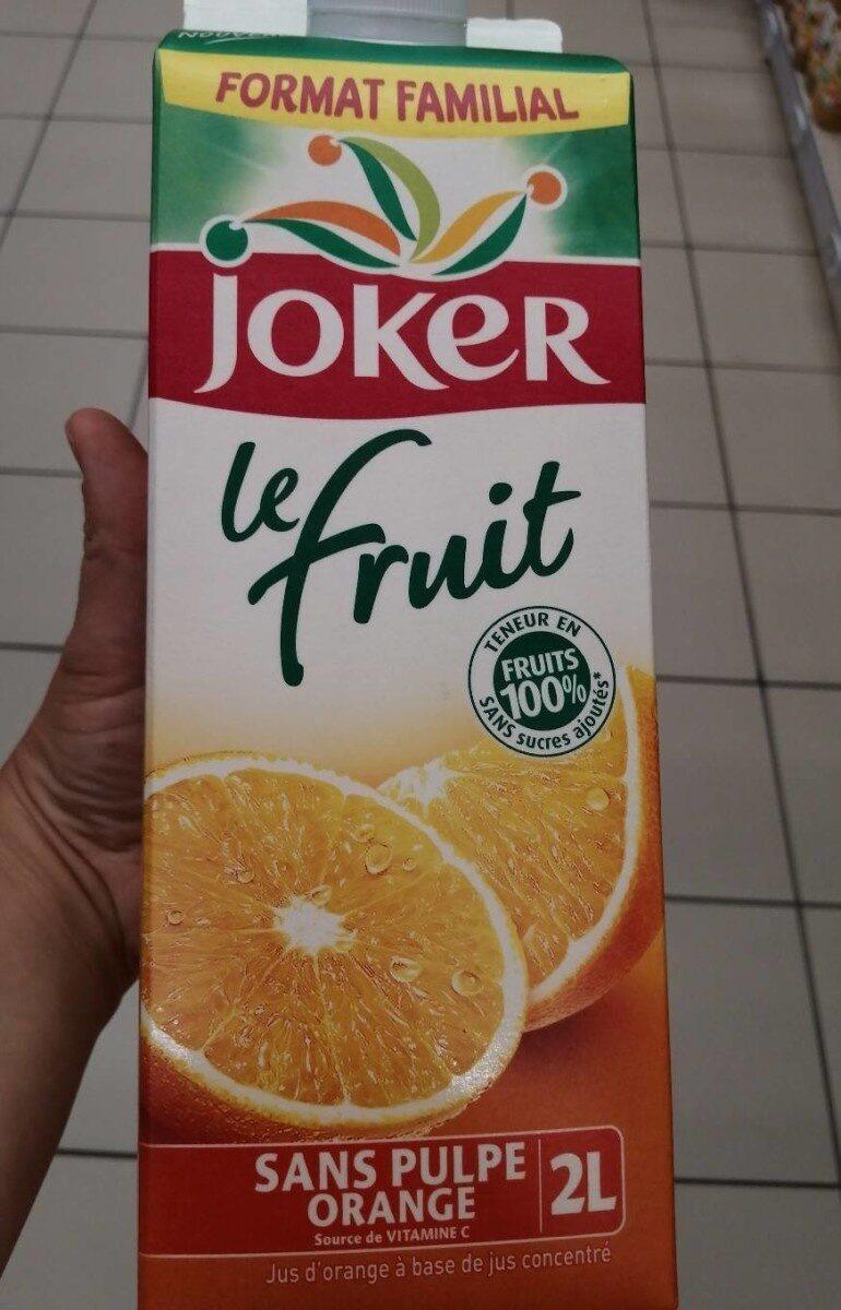 Le fruit - Produit - fr