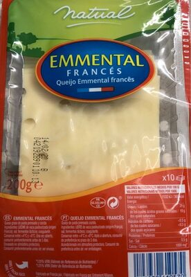 Emmental Francés - Producte