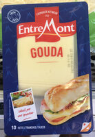 TRANCHES GOUDA - Product - fr