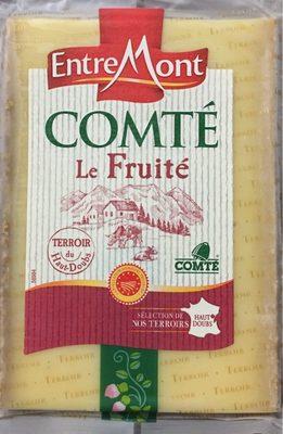 Terroirs du Comté AOP (Fruité du Haut Doubs) - 200 g - EntreMont - Produit - fr
