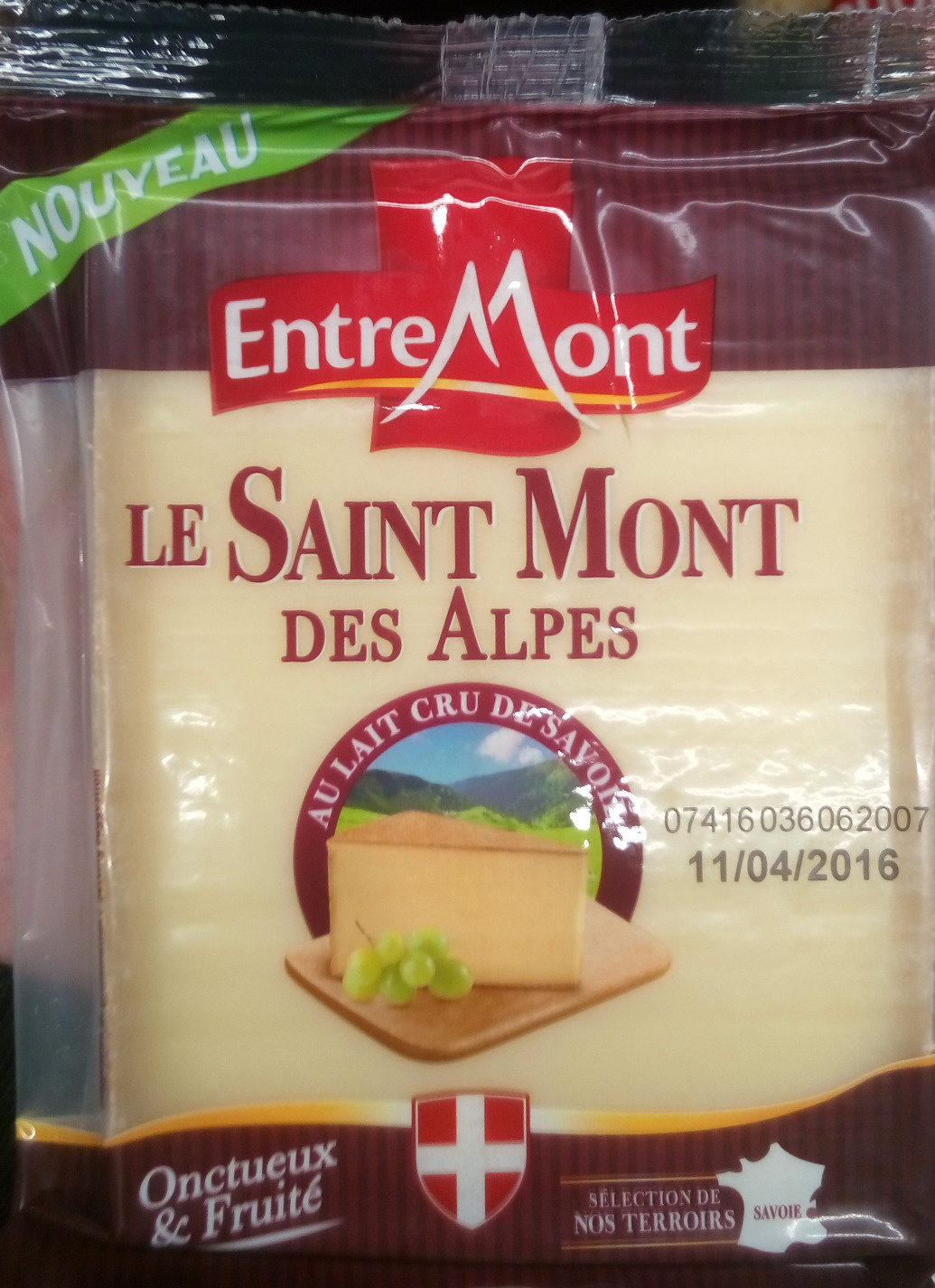 Le Saint Mont des Alpes - Product - fr