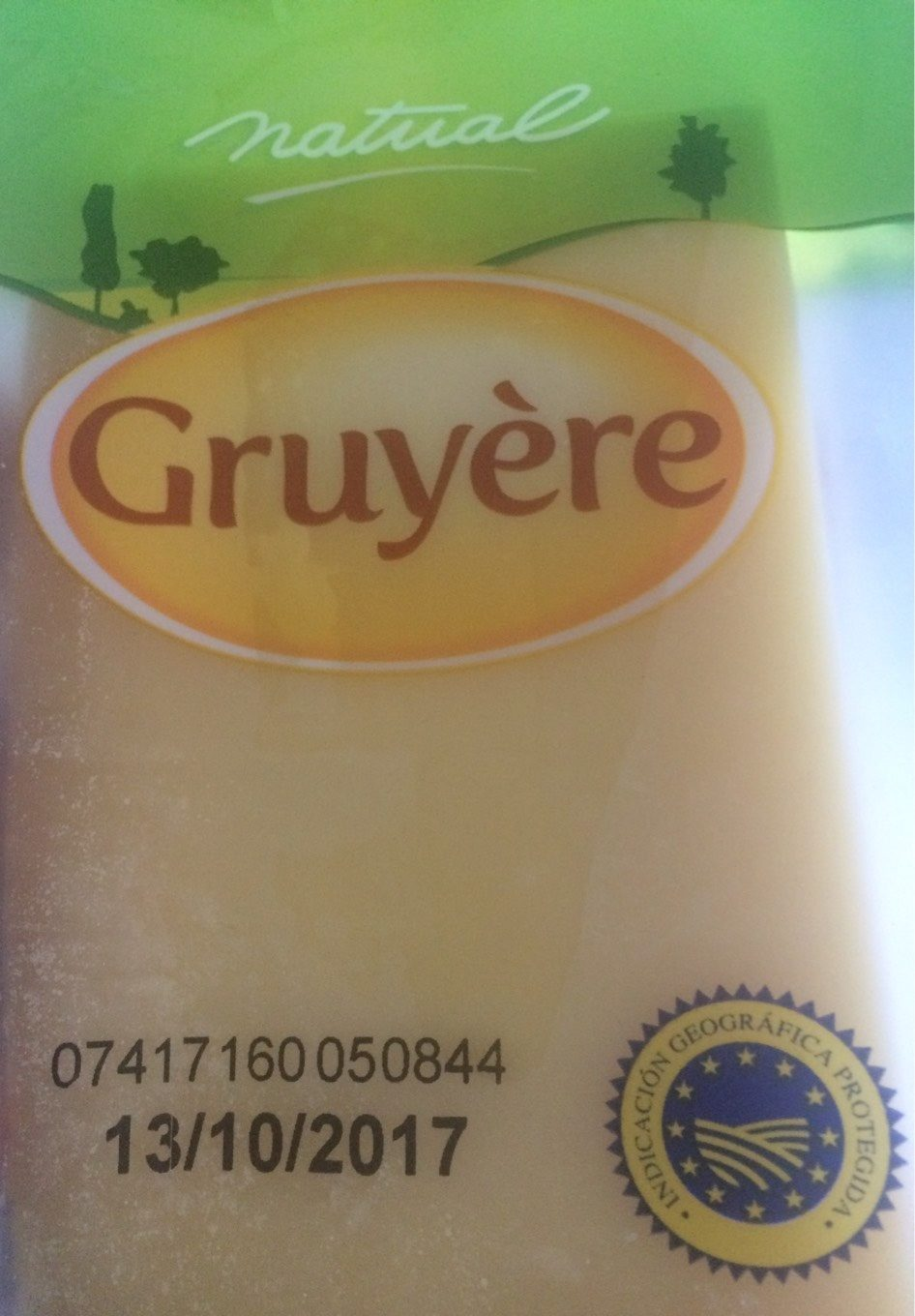 Gruyere - Producto - fr