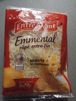 Emmental rapé extra fin Entremont - Product
