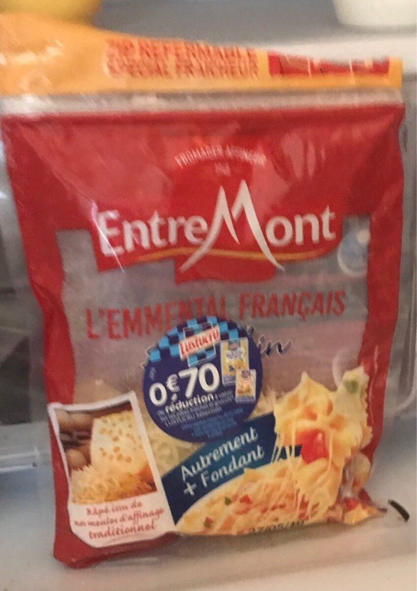 Emmental Français Extra Fin - Product - fr