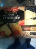 Raclette coupe Triangle (28% MG) - EntreMont - Product