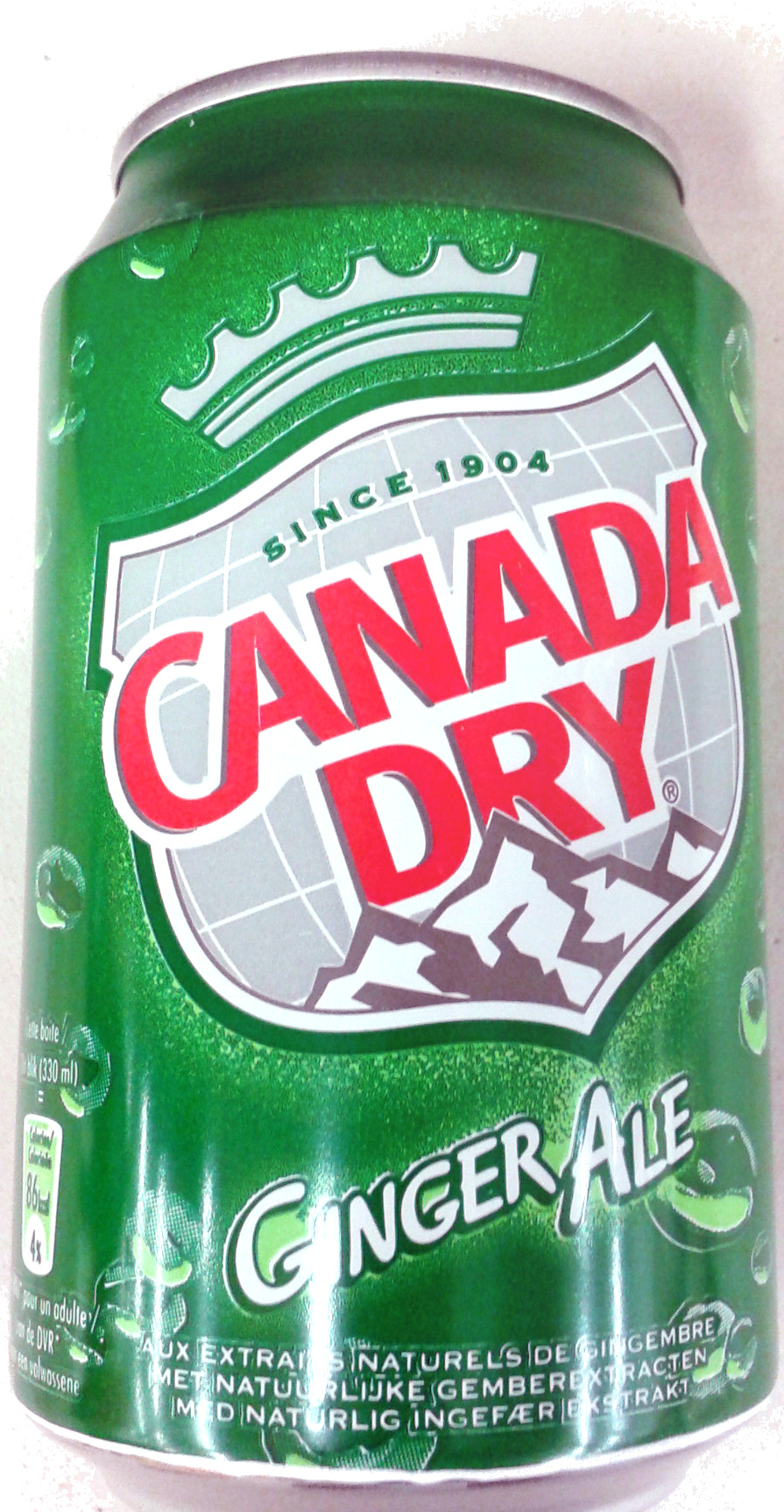 Canada Dry - Product - fr