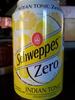 Schweppes Zéro - Product