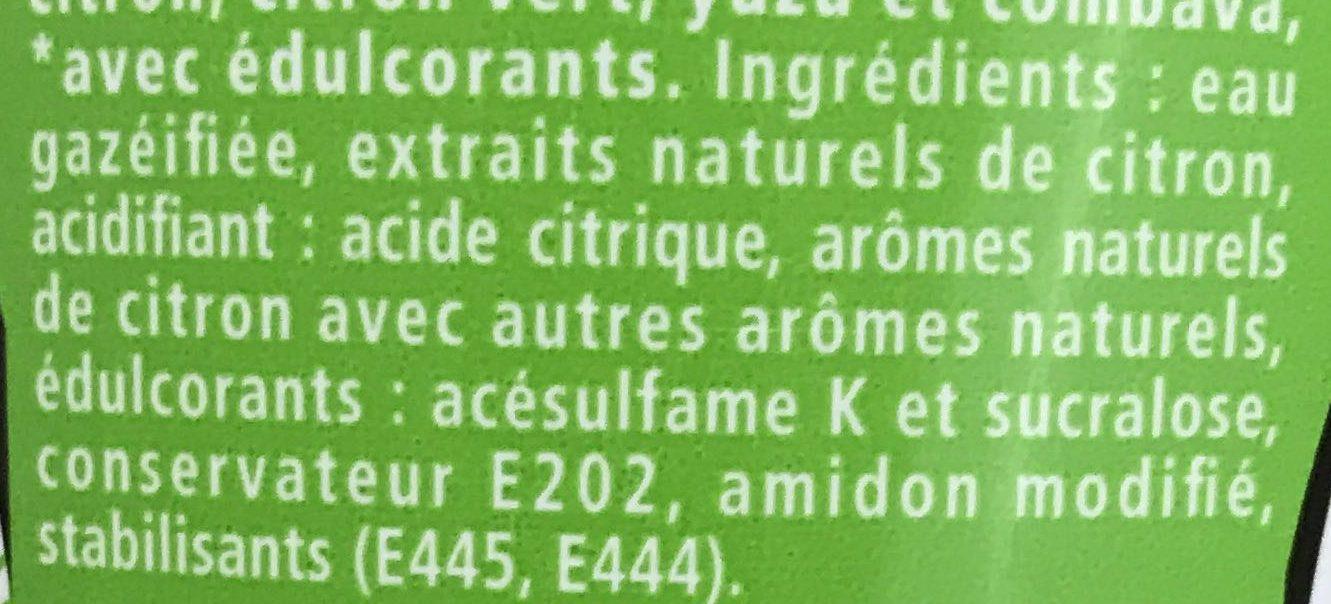 Schweppes zero lemon 1 5 l - Acide citrique leclerc ...