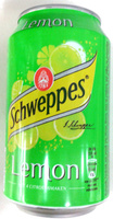 Schweppes lemon - Product