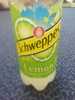 Schweppes Lemon - Product