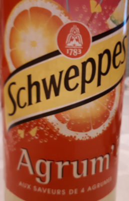 Schweppes Agrumes - Product