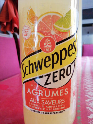 Zero Agrumes - Product - en