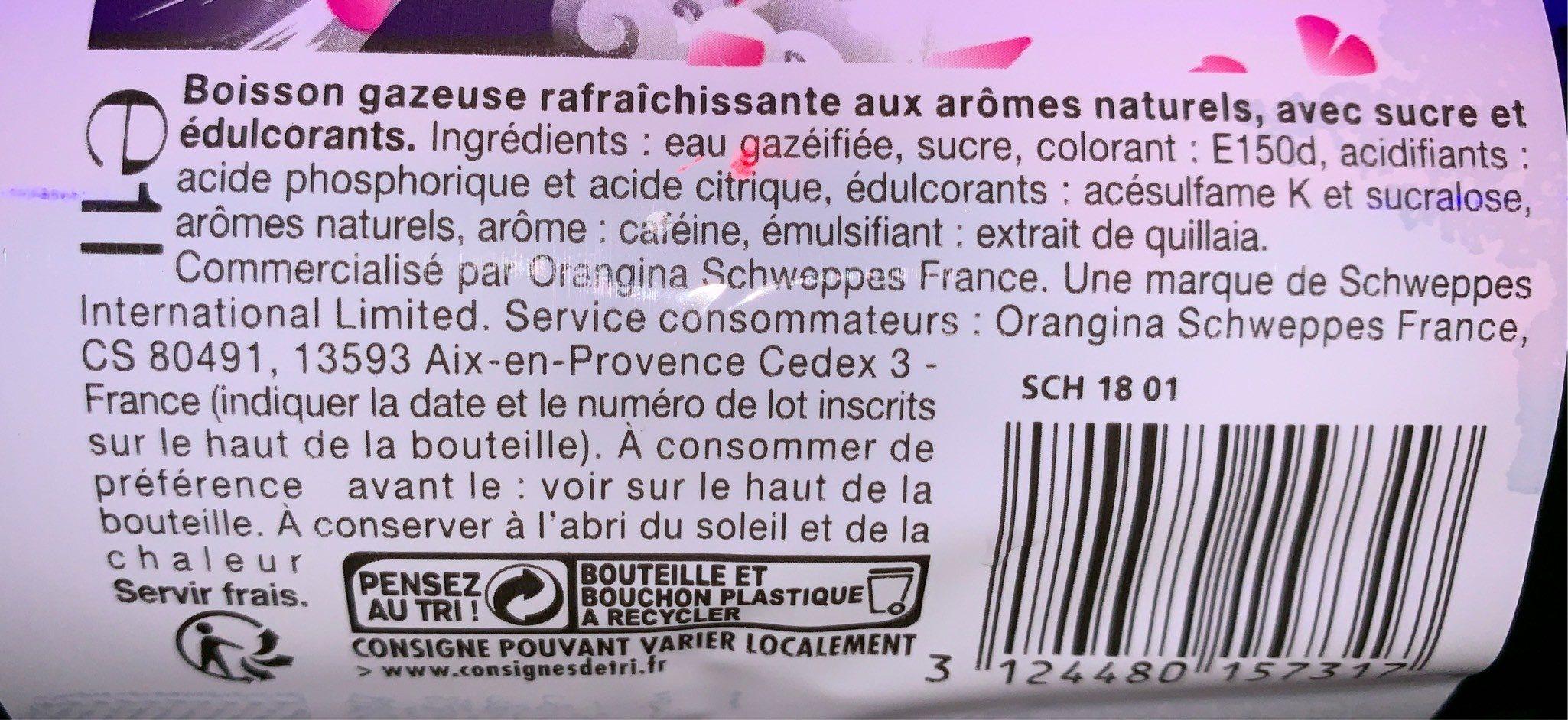 Dark Side Premium Cola - Product