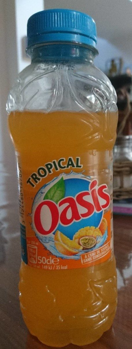Tropical Oasis - Product - fr