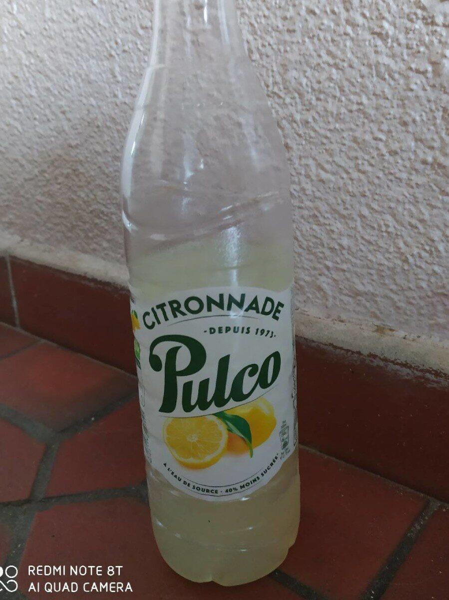 Citronnade Pulco citron - Produit - fr