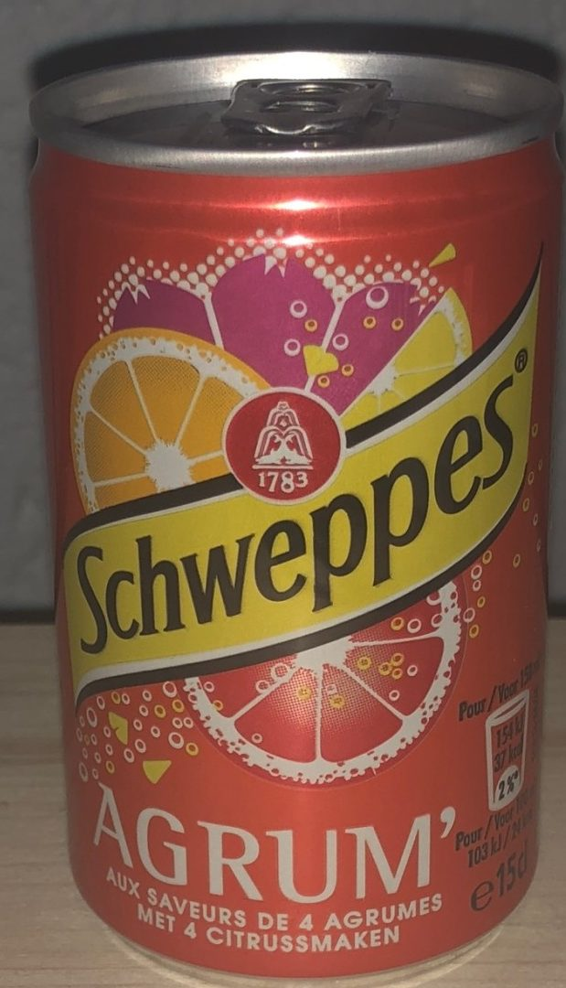 Schweppes Agrum' - Product