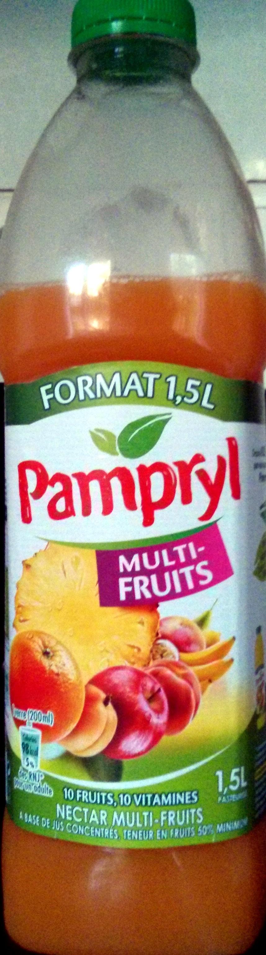 Nectar multi-fruits - Product