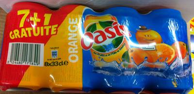 Orange (7+1 gratuite) - Product