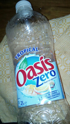 Oasis Zéro Tropical - Produit