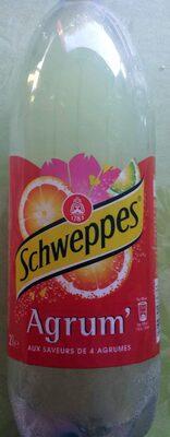 Schweppes Agrum' - Produit - fr
