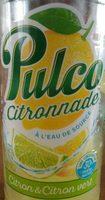 Citronnade Citron & Citron vert - Product - fr