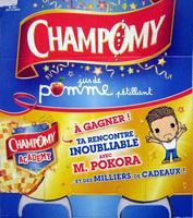 Jus de pomme pétillant Champomy (pack de 2) - Product - fr
