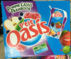 P'tit Oasis Pomme Cassis Framboise - Product
