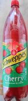 Schweppes cherry aux saveurs de cerise - Product - fr