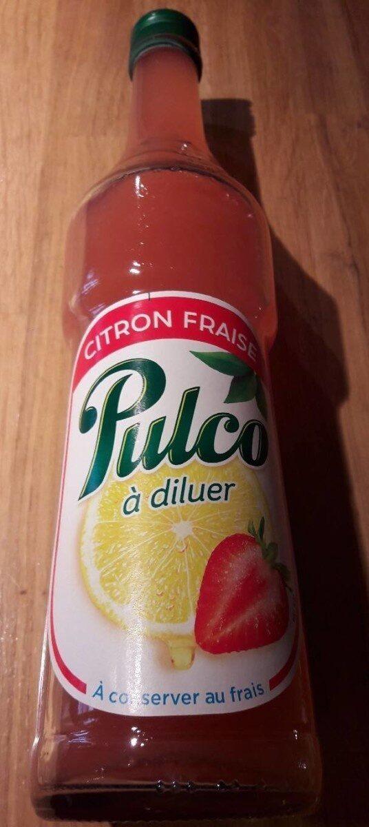 Citron Fraise à diluer - Product - fr