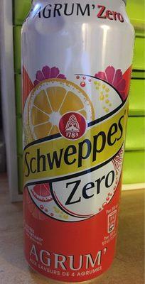 Schweppes Zéro - Product - fr